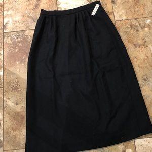 NWT vintage Carlisle skirt